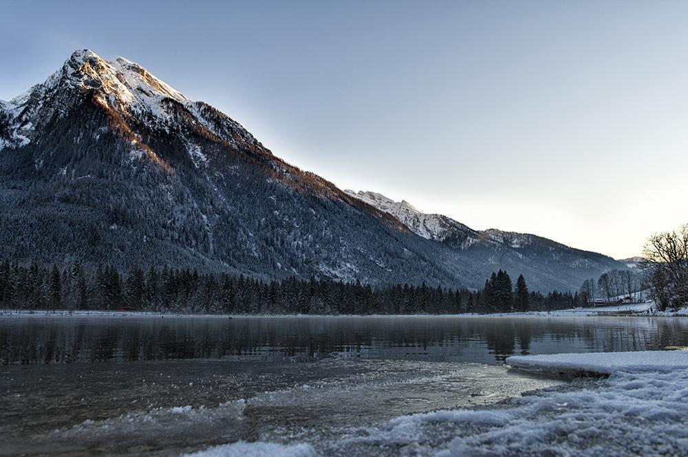 Berchdesgadener Land - am Hintersee
