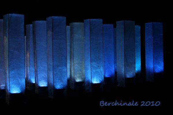 Berchinale 2010 - das größte Lichterfest Bayerns