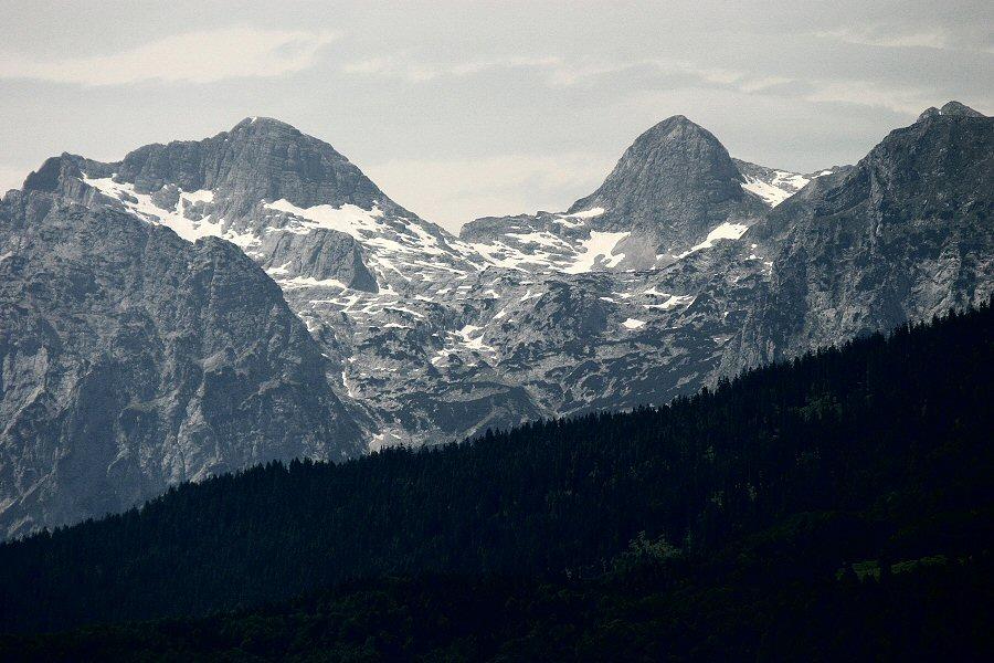 Berchtesgaden auf der OberAu