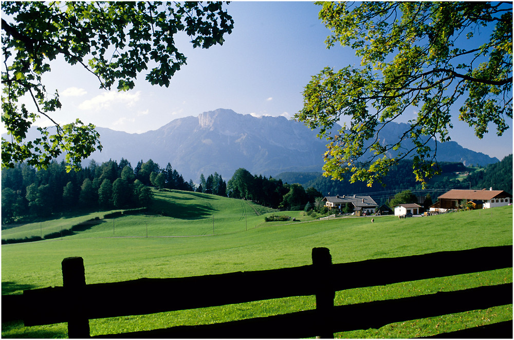 Berchtesgaden-Oberau