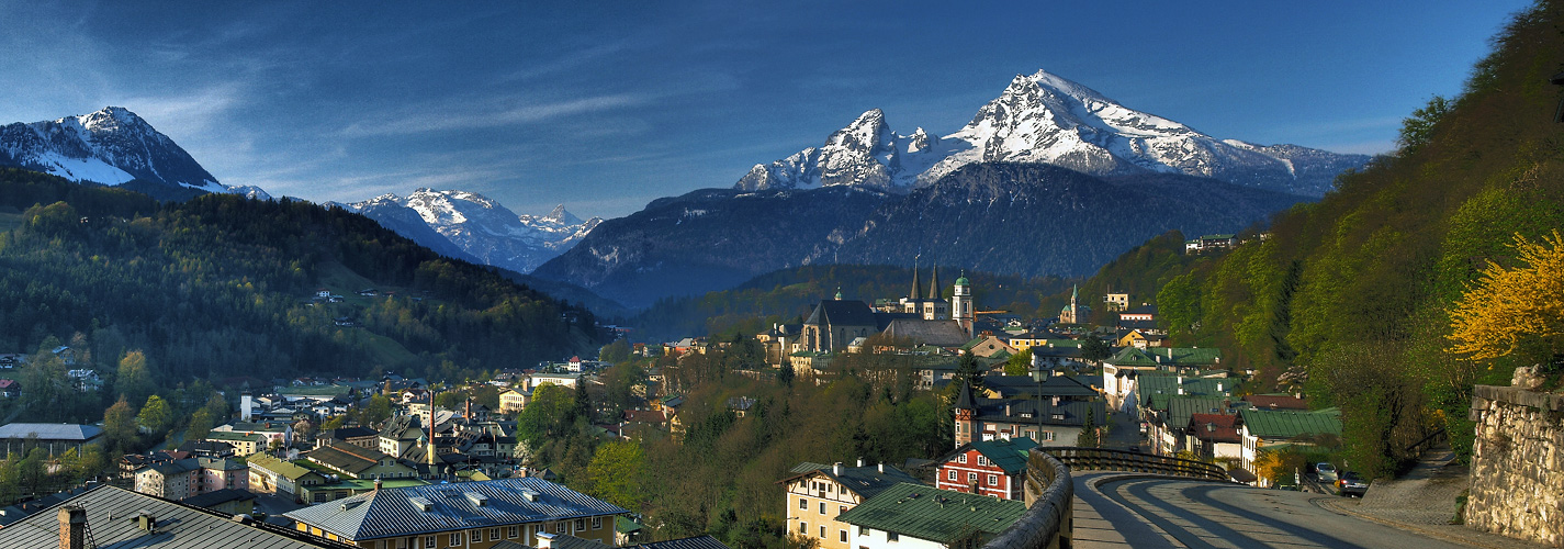 Berchtesgaden-Panorama