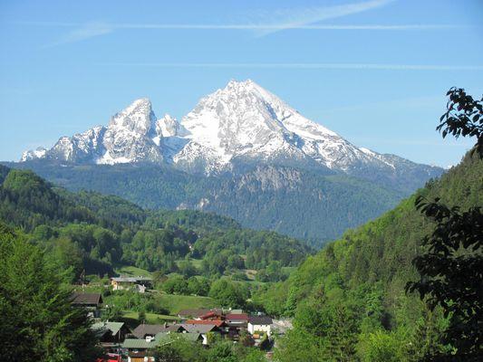 Berchtesgadener Alpen-Watzmann
