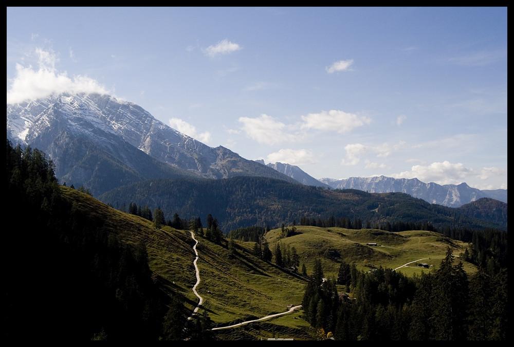 Berchtesgadener Land.