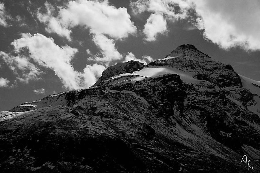 Berg des Lichts