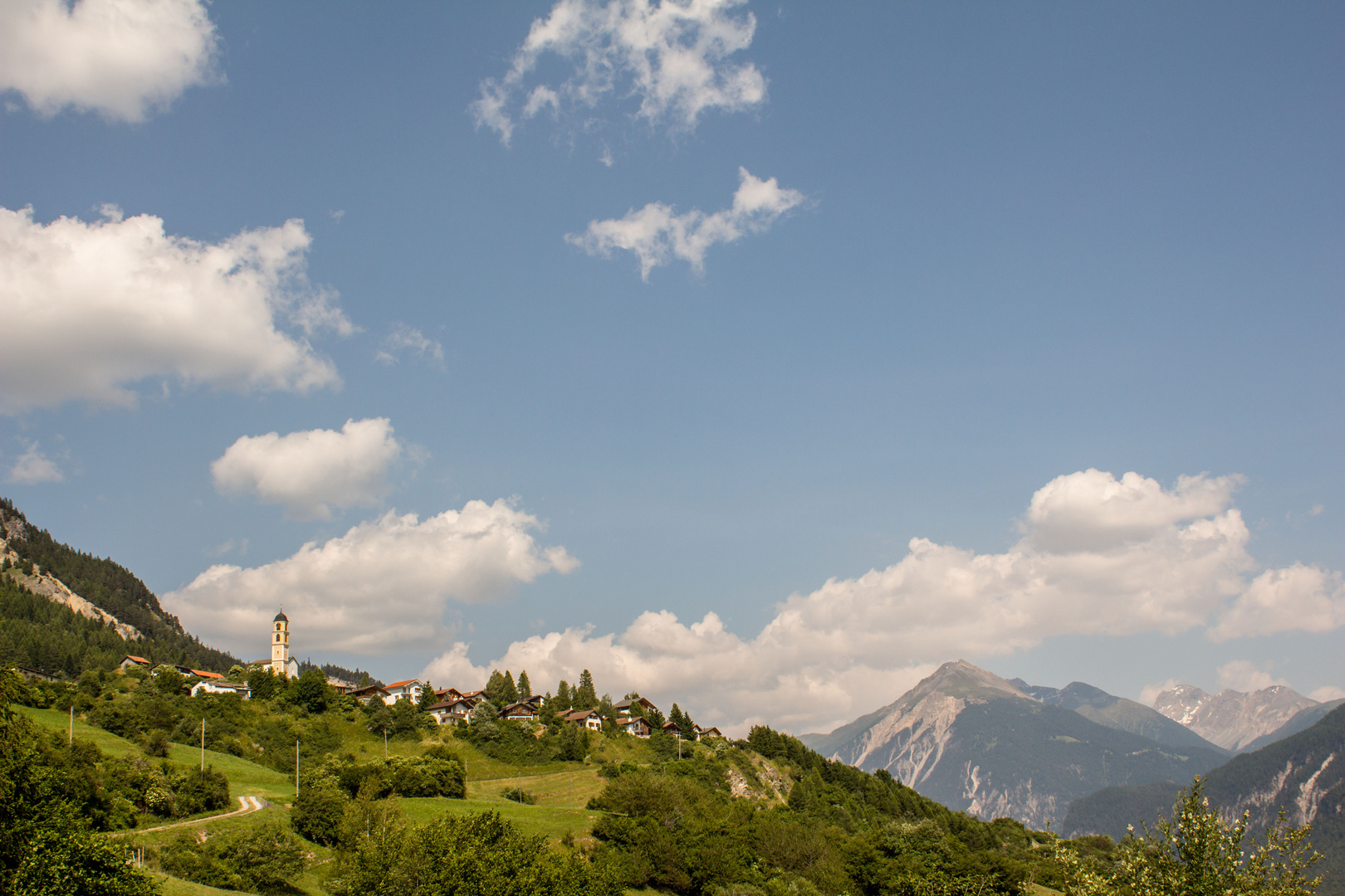 Berg Dörfchen