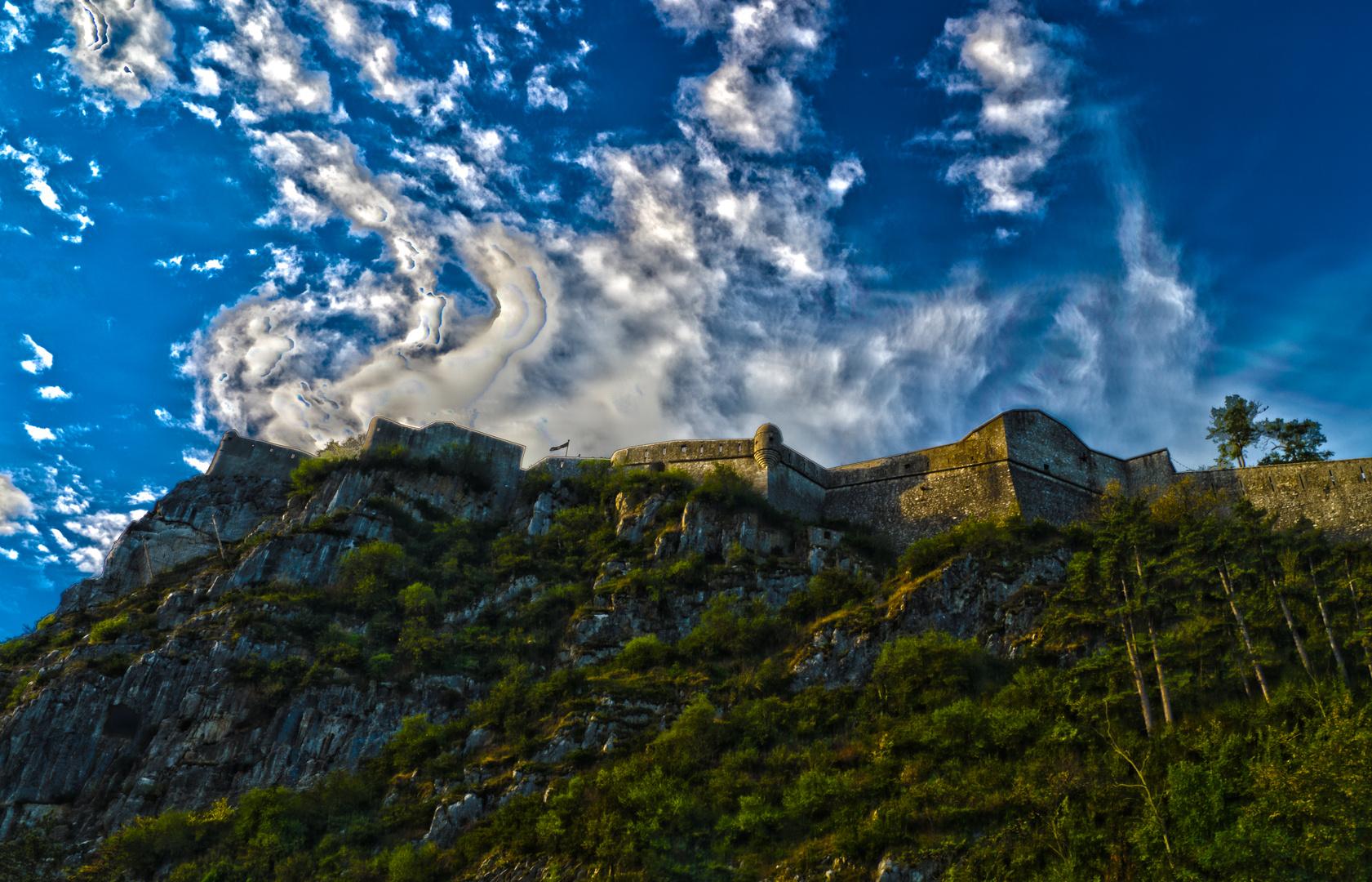 Berg Festung