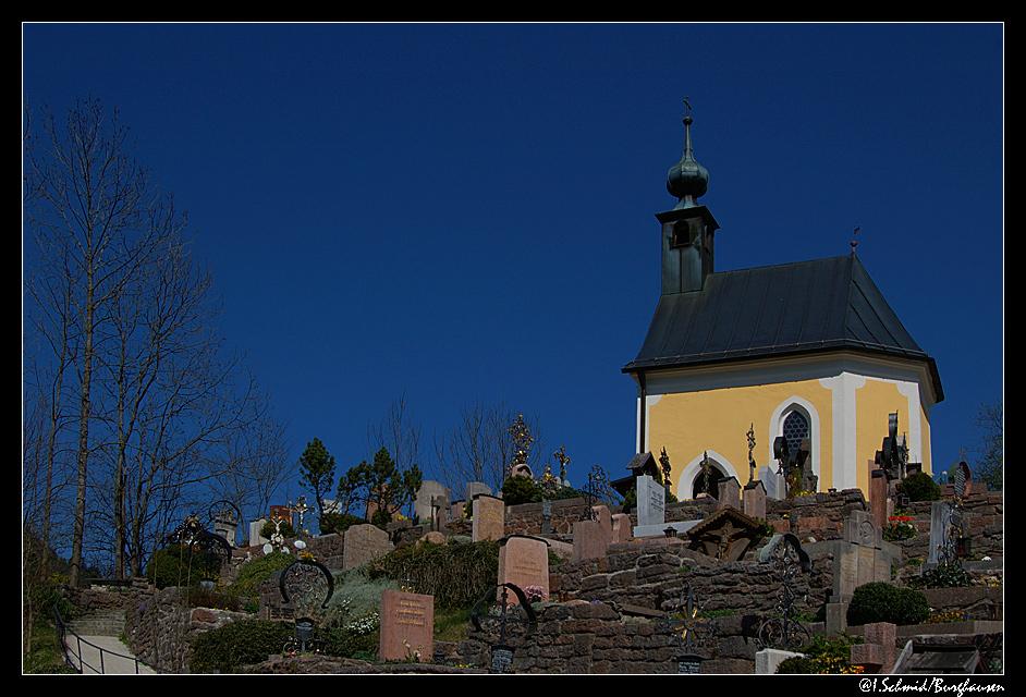 Berg-Friedhof