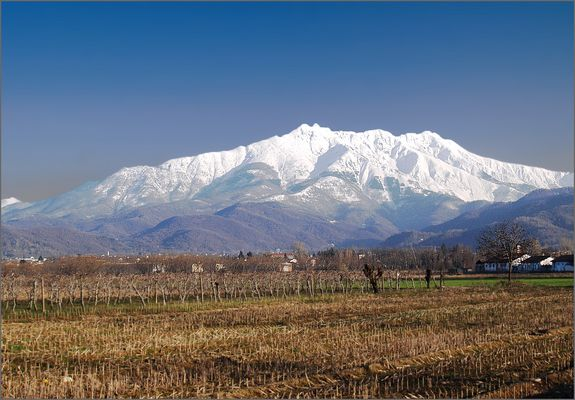Berg im Piemont