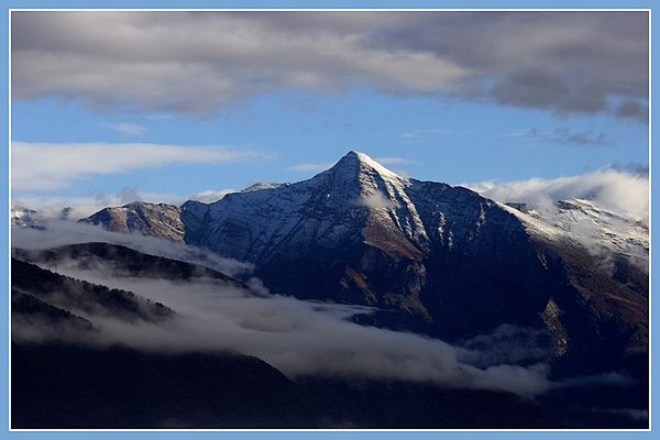 Berg im Tessin