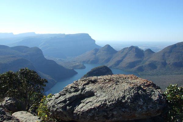 berg in suedafrika