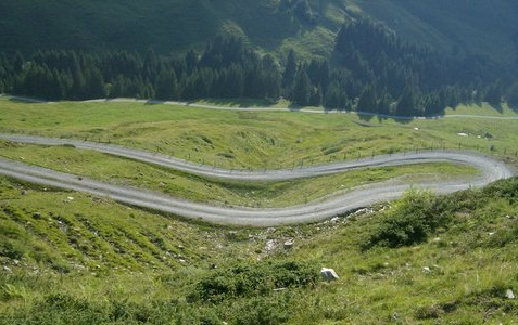 Berg in Tirol