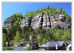 Berg Oybin