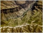 Berg und Tal in Afghanistan