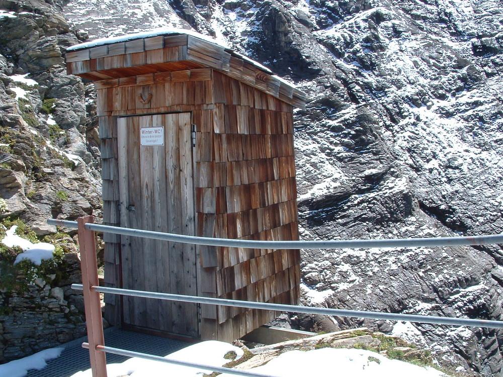 Berg WC !!