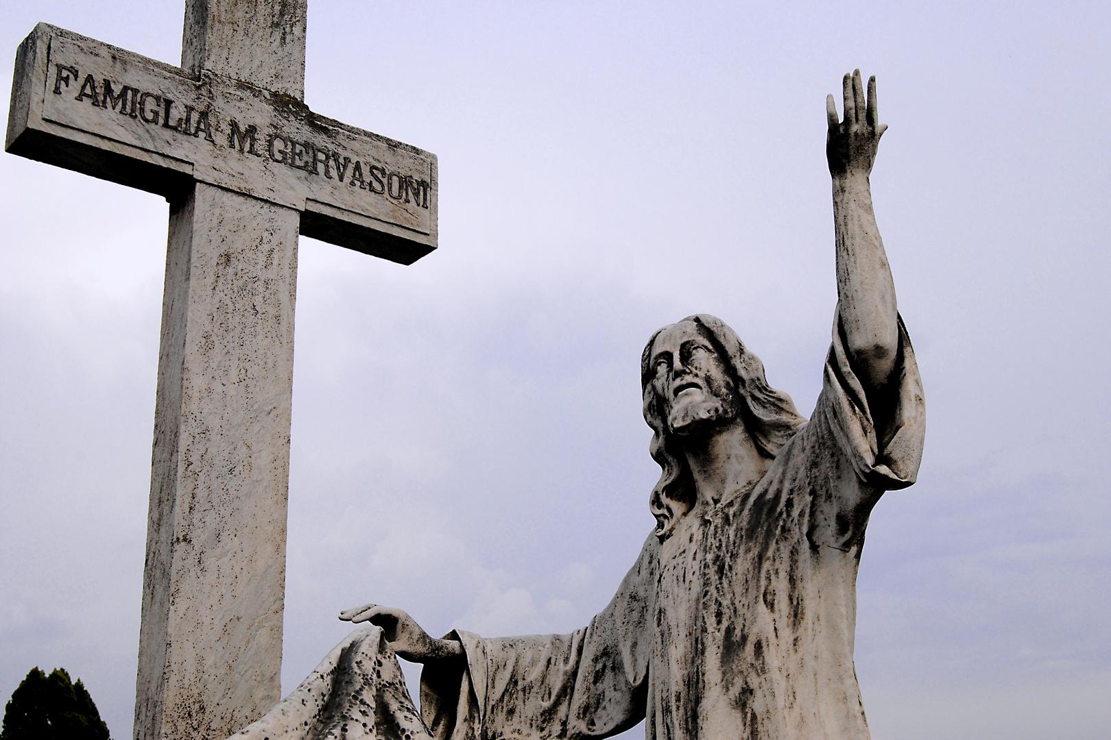 Bergamo Zentralfriedhof
