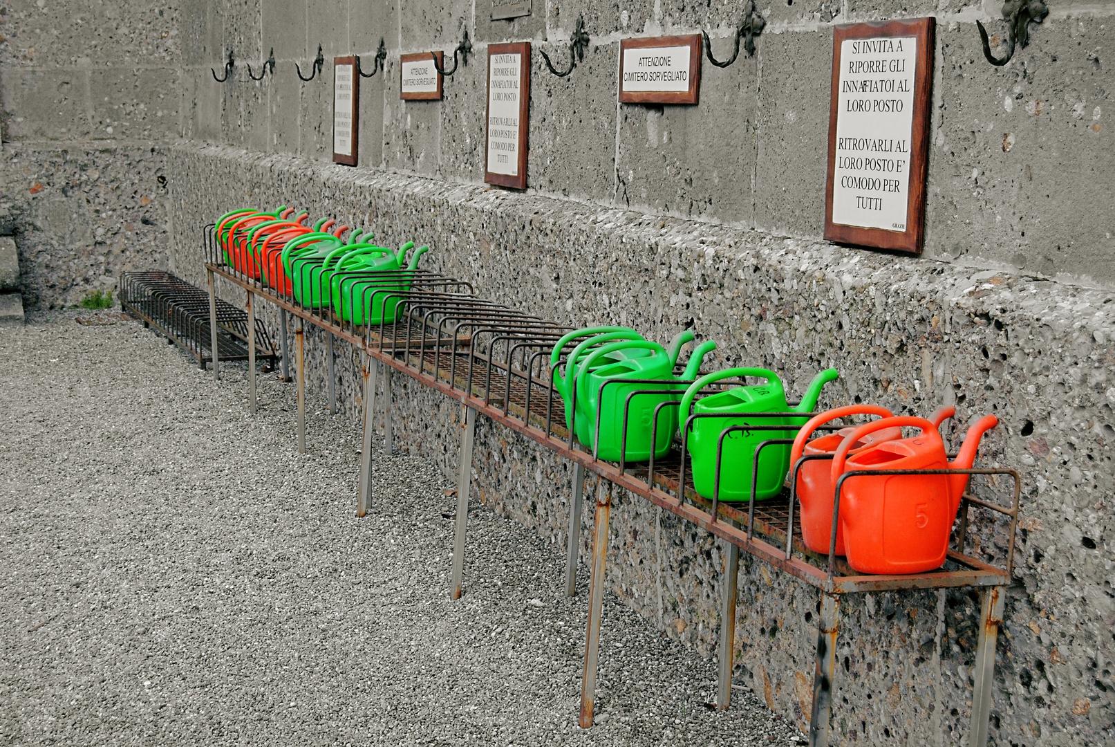 Bergamo Zentralfriedhof, No. 4