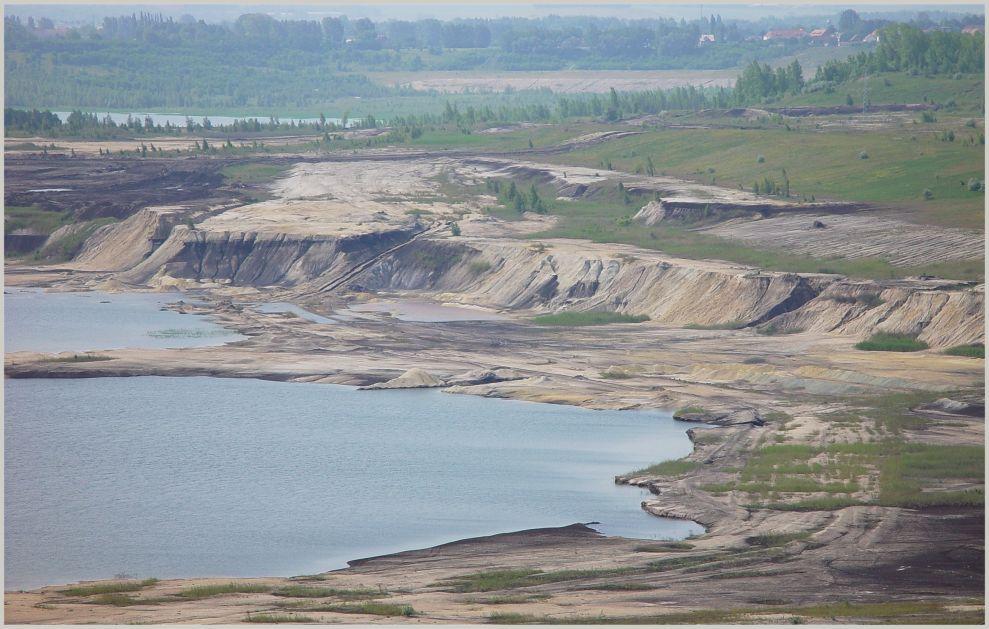 Bergbaunachfolgelandschaft 2005