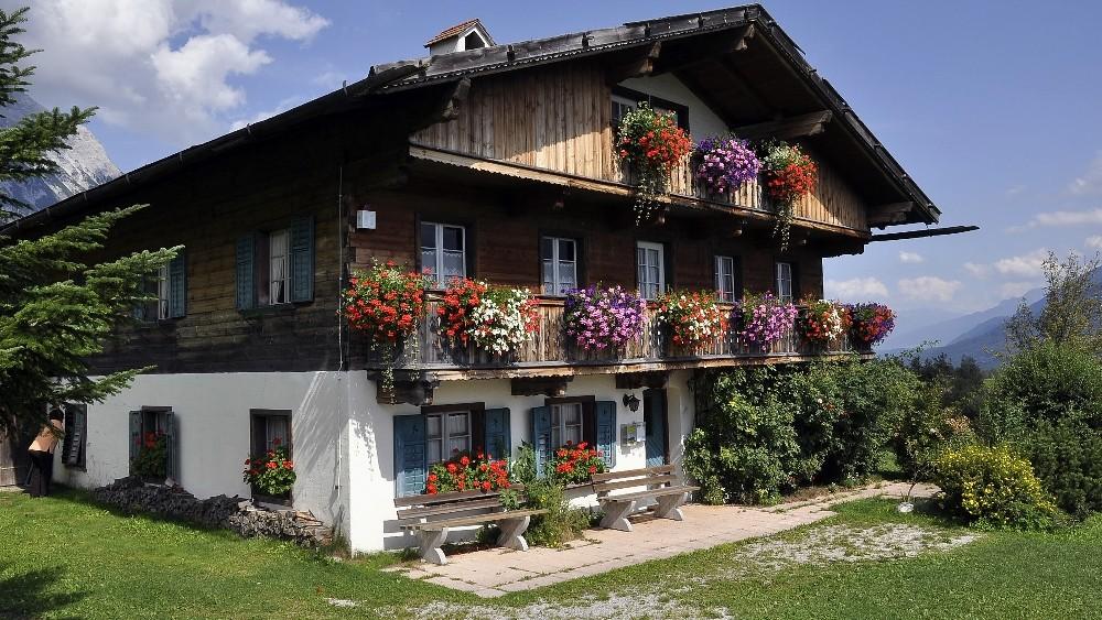 Bergdoktorhaus in Wildermieming