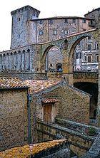 Bergdorf in Italien
