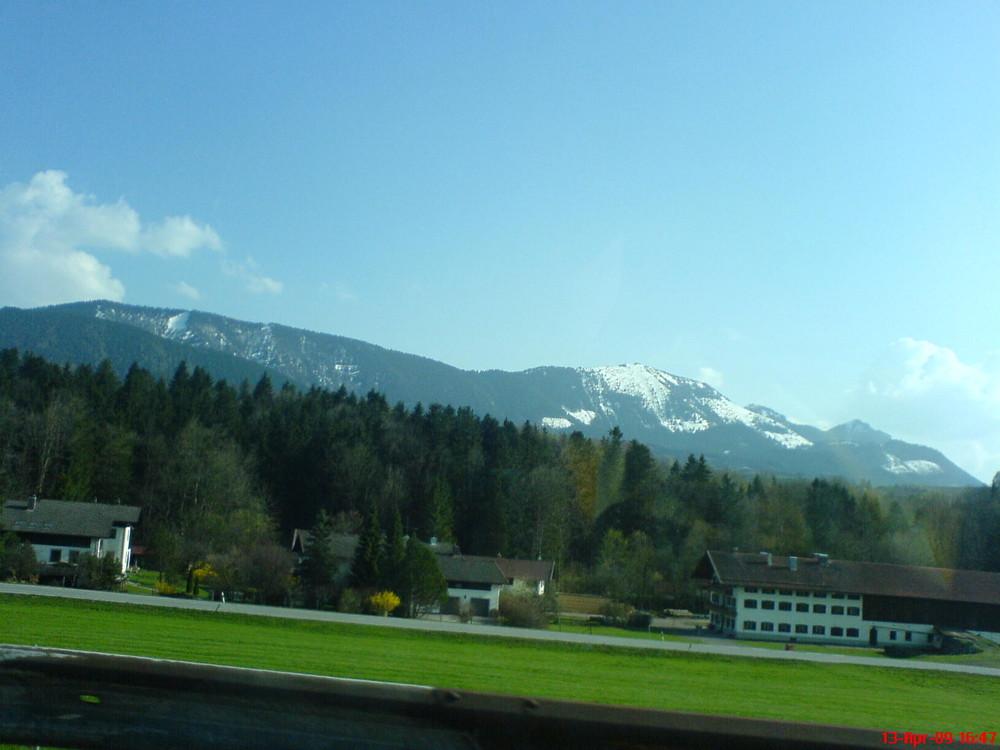 Berge... 1