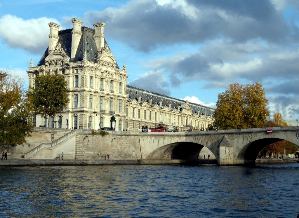 berge de la Seine