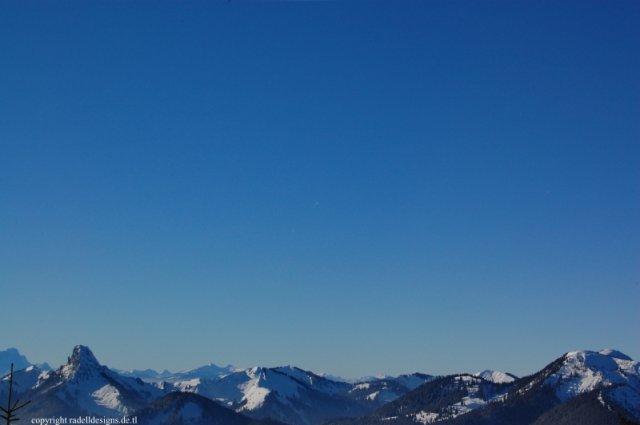 Berge & Himmel