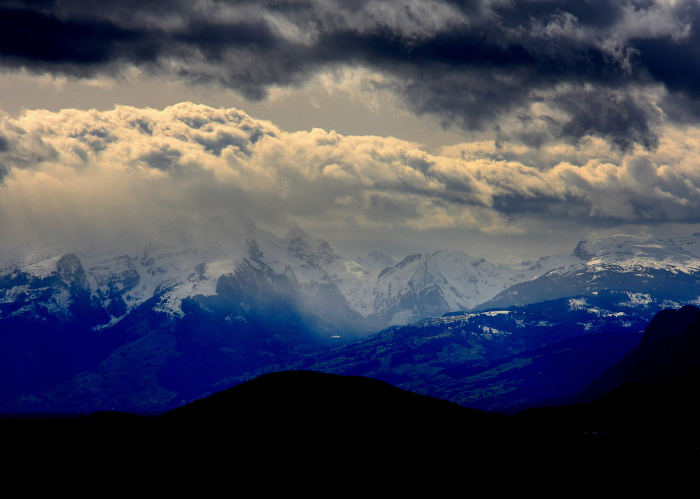 Berge - Himmel & Hölle
