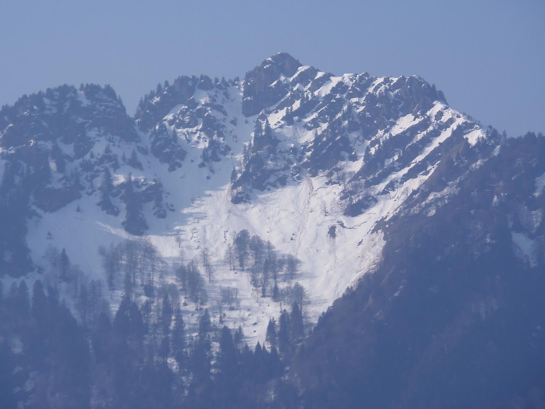 Berge in der Schweiz