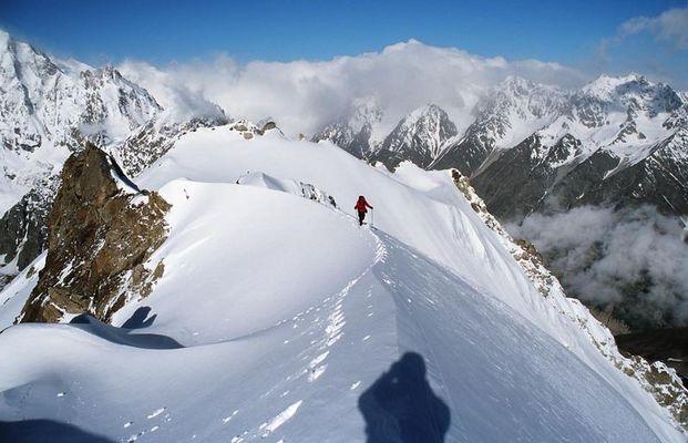 Berge Russlands