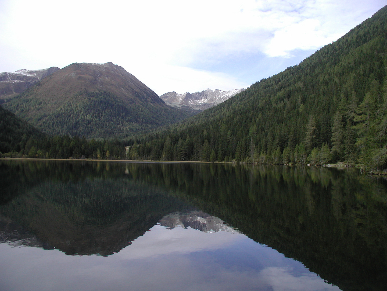 Berge und Seen in Osttirol