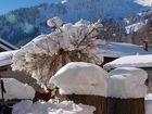 ..Berge von Schnee