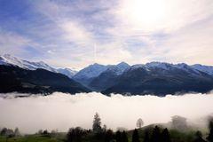 Berge von Tirol