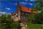 Bergedorfer Schloss Ostseite