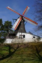 Bergedorfer Windmühle, Chrysanderstraße