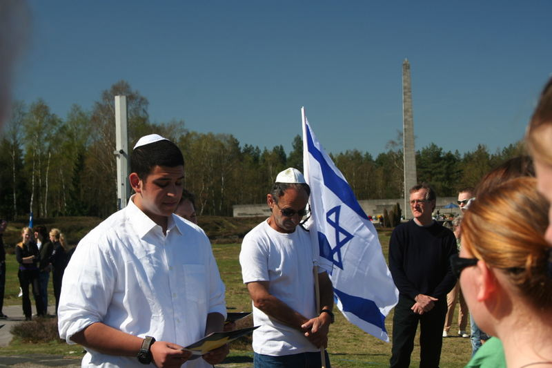 Bergen-Belsen: jüdischer Friedhof