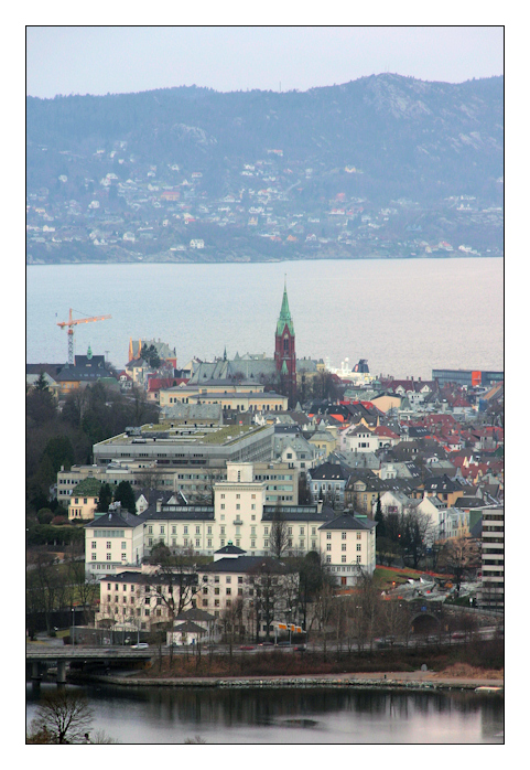Bergen - Nygårdshøyden
