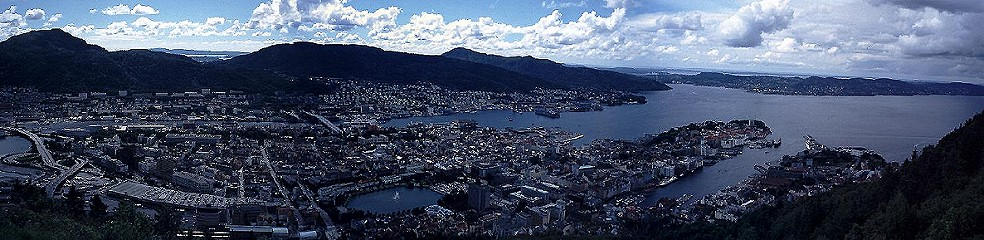 Bergen Panorama 2001