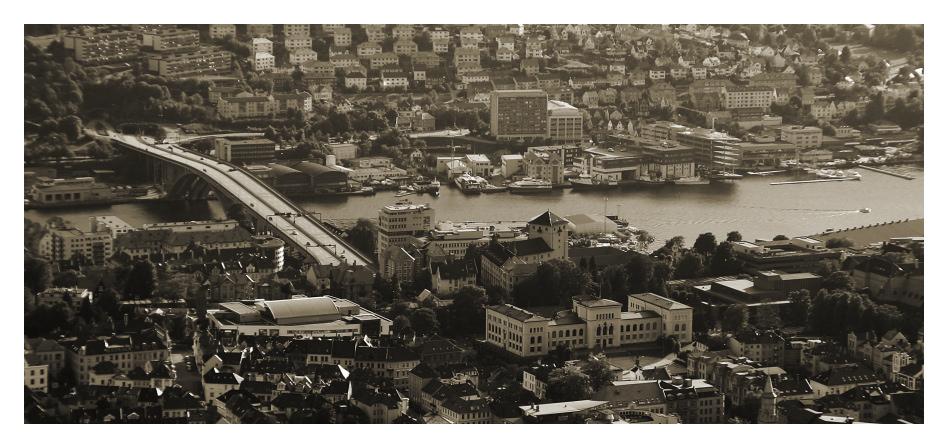 Bergen - Puddefjorden