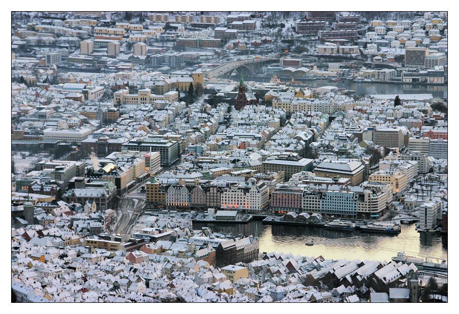 Bergen sentrum