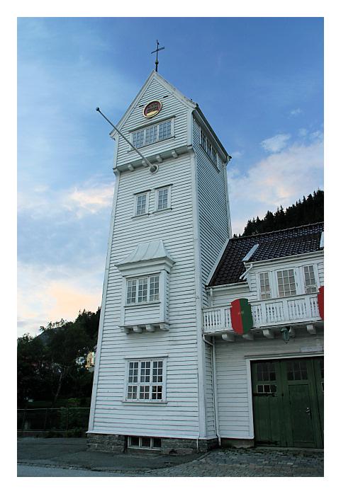 Bergen - Skansen