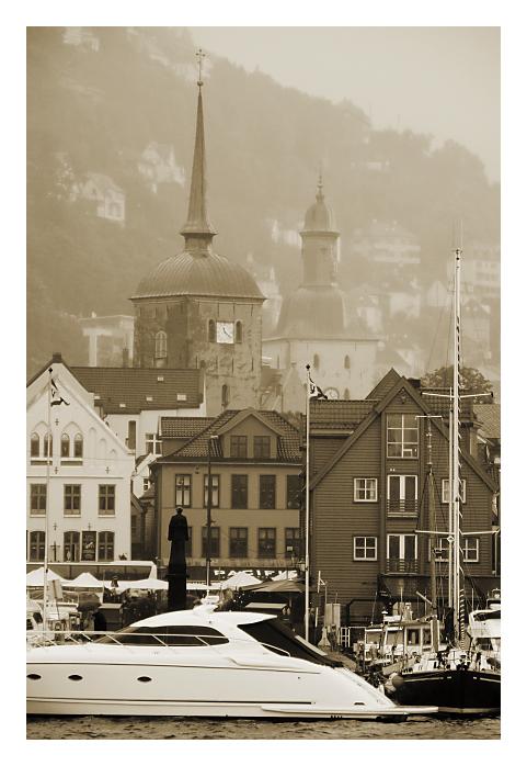 Bergen - Vågen
