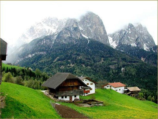 Bergfrühling/Südtirol