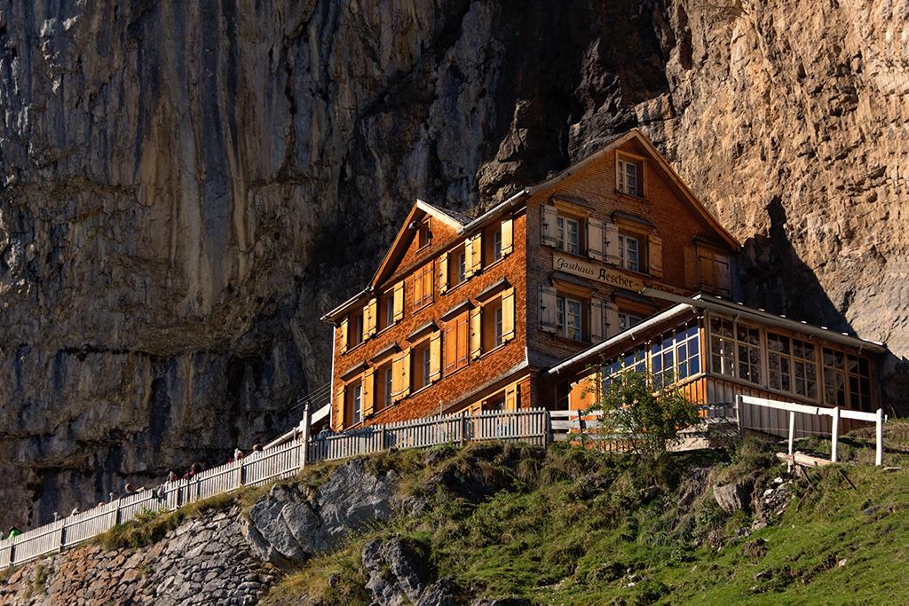 Berggasthaus Äscher Ebenalp