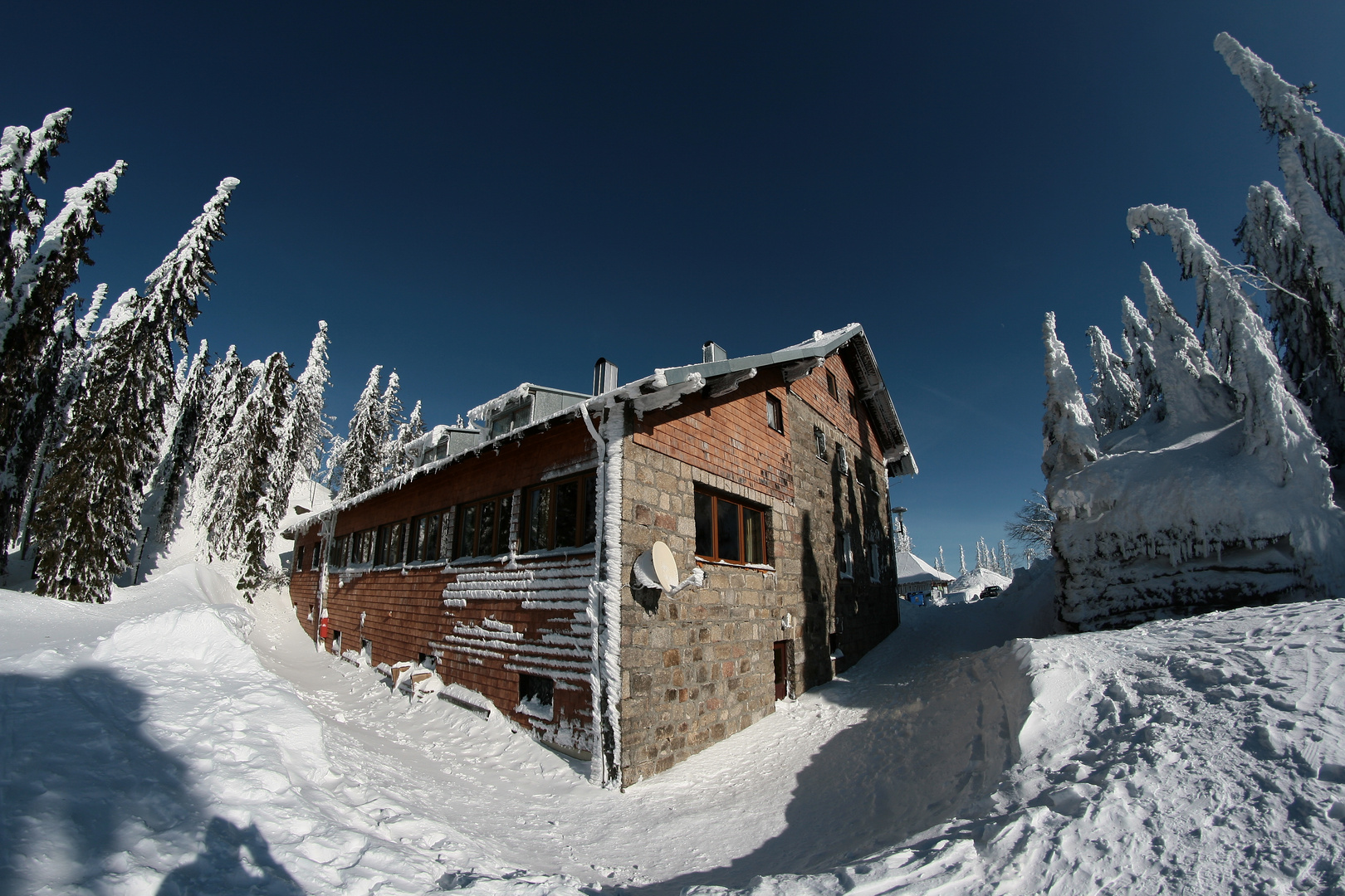 Berggasthof Dreisessel 2