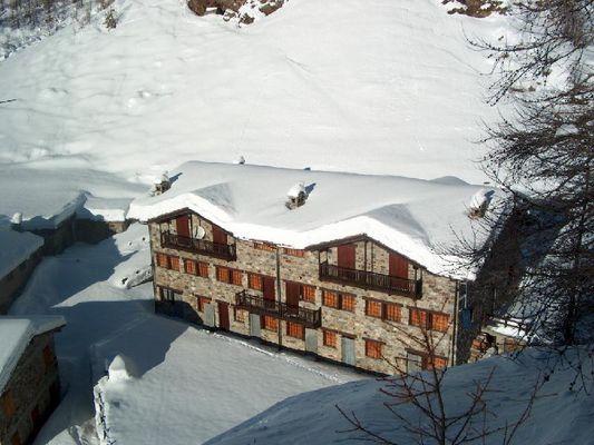 Berggasthof Prarayer