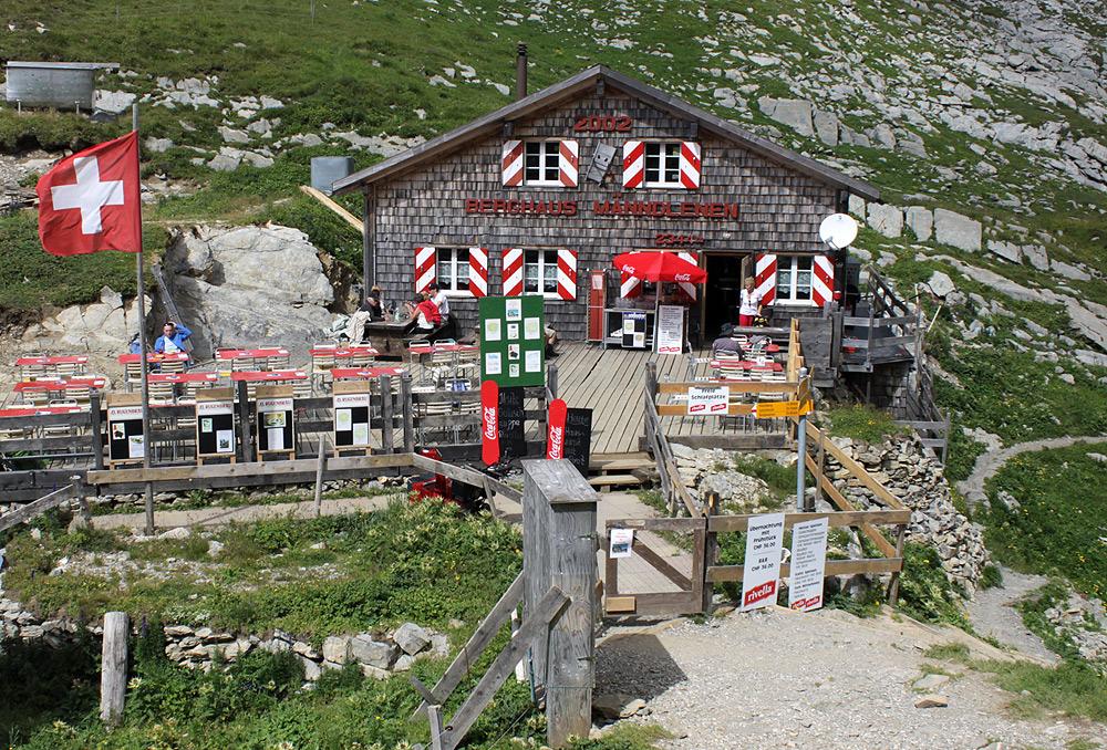 Berghaus Männdlenen