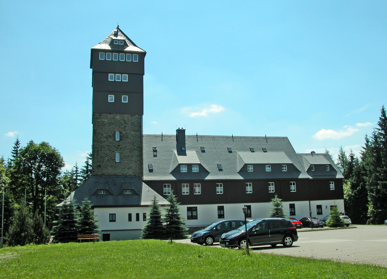 Berghotel auf dem Bärenstein (Erzgebirge)