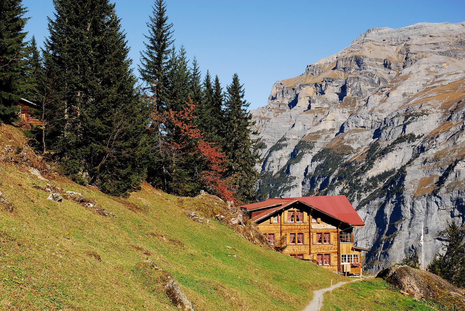 """Berghotel """"Tschingelhorn"""""""