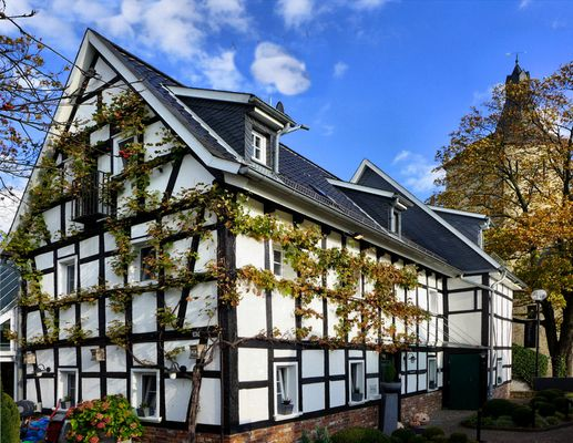 Bergisches Fachwerkhaus
