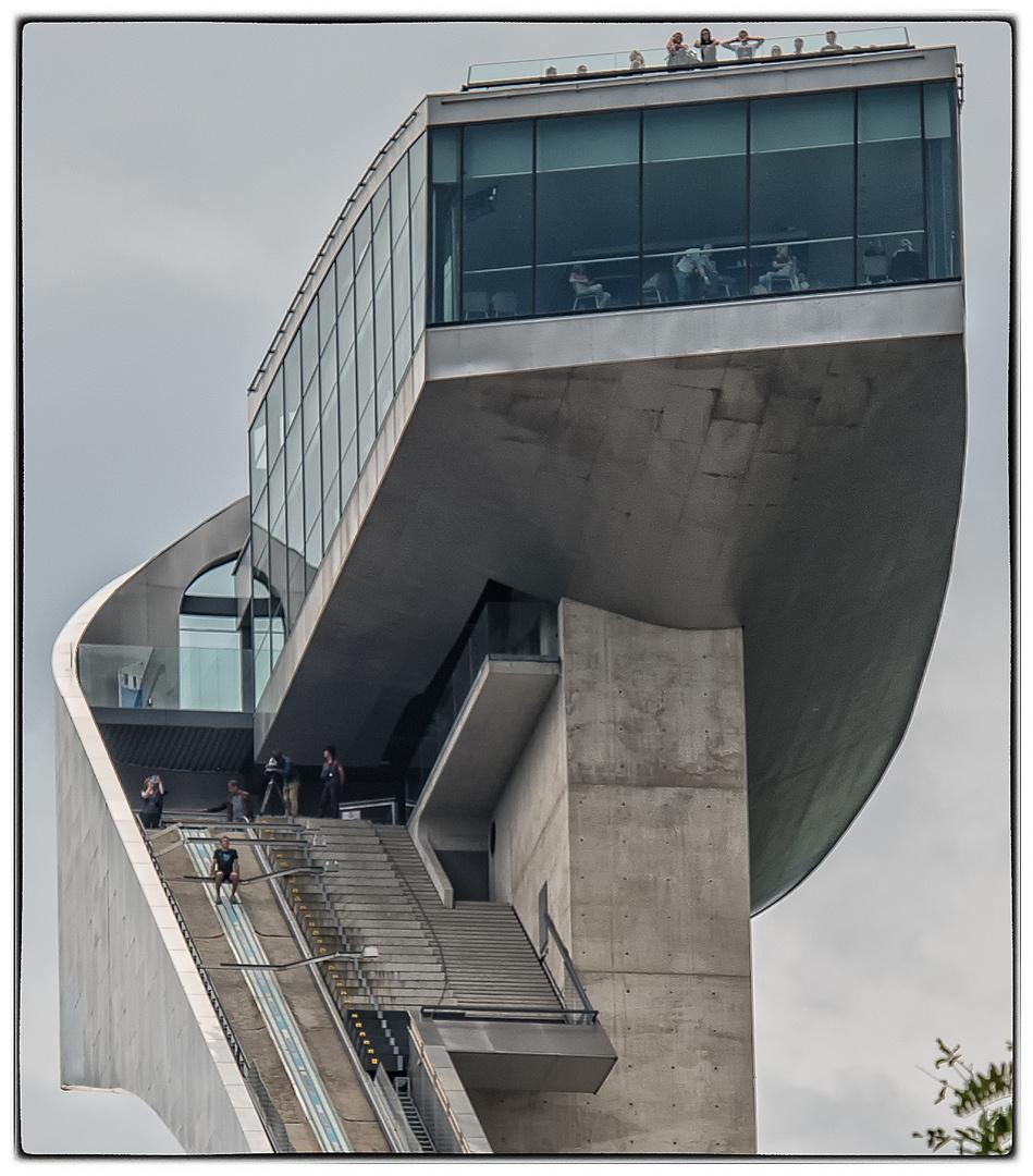 Bergisel schanze innsbruck foto bild architektur for Architektur innsbruck